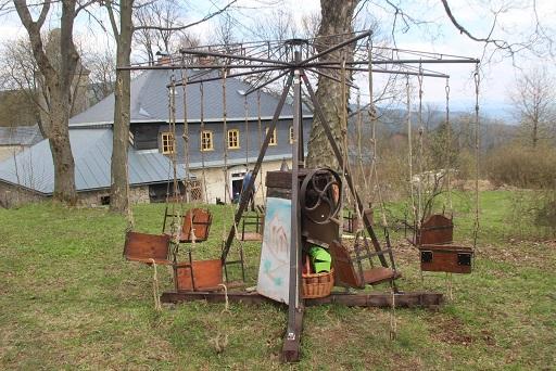 Koz farma Pnn - Zbavn centra - Jizersk hory - Pnn (u